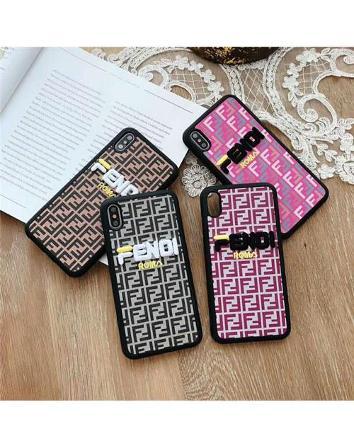 フェンデイ iphone xr/xs maxケースfendi Galaxy s10/s9 plusケース iphone x/テンエスケースブランドROMA アイフォン 8/7/6S plusスマホケース 経典FFギャラクシーnote9/note8ケース激安