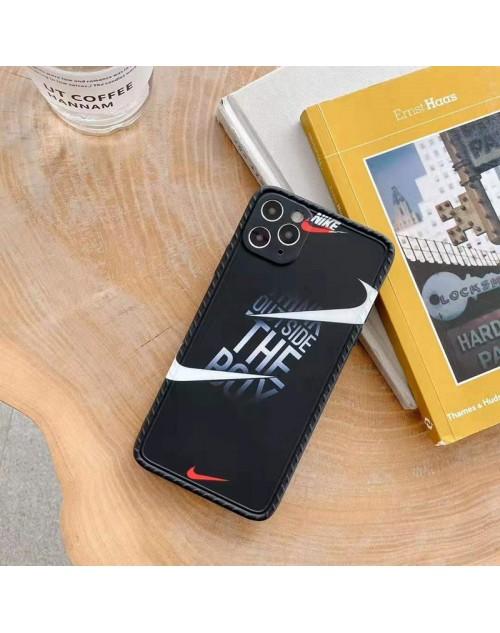 ナイキ ブランド iphone12 pro/12 mini/12 pro maxケース 女性向け シンプル Nike iphone xr/xs maxケース ジャケット型 モノグラム NIKE  iphone12/11/11maxproケース 高級 人気ケース メンズ レディーズ